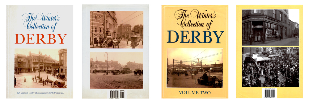 Book Covers The Winters Collection of Derby